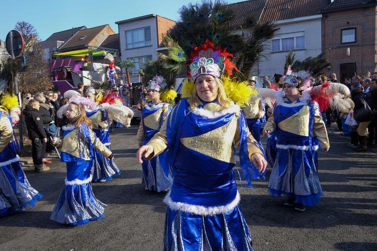 Het carnaval in Boom.