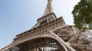 Parijs bouwt kogelvrije muur rond Eiffeltoren