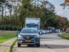 Seksende mannen veroorzaken overlast langs A1 bij Apeldoorn