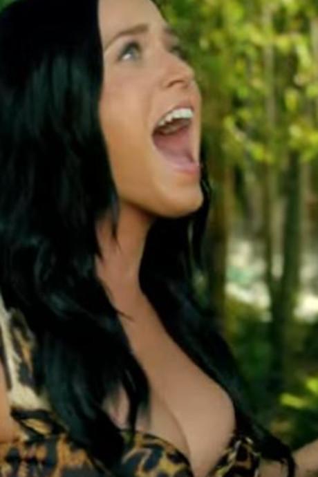 Katy Perry schrijft geschiedenis: Roar tien miljoen keer over toonbank