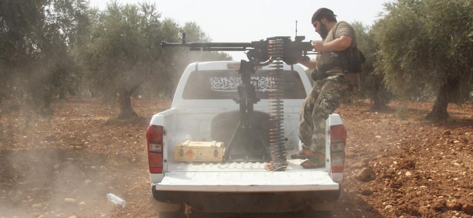 Stop de langeafstandsoorlog in Syrië en Irak