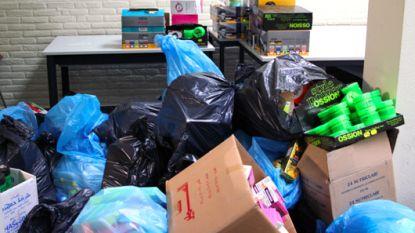 """Meer dan 4.000 goederen in beslag genomen tijdens controle bij Gentse handels- en horecazaken: """"Soms was de vervaldatum al meer dan twee jaar verstreken"""""""