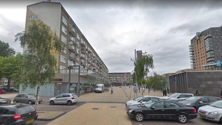 Lambertus Zijlplein Beeld Google Streetview