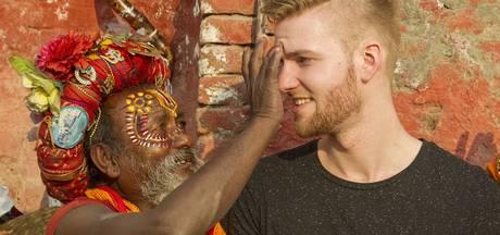 Pascal uit Apeldoorn vlogt in Nepal: ,,Het verveelt gewoon niet.''