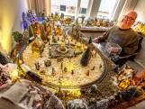 Vertedering aan de Tuinstraat: gigantisch klein kerstdorp steelt harten voorbijgangers