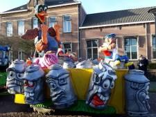 Carnavalswagens massaal in de verkoop: 'De bouwclubs hebben het steeds moeilijker'