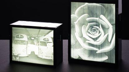 PXL-studenten lanceren de LithoCase, de lichtgevende fotokader met 3D-reliëf
