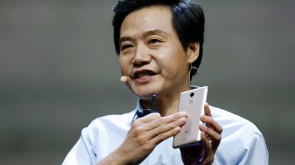 Baas van smartphoneproducent Xiaomi krijgt bonus van 854 miljoen euro