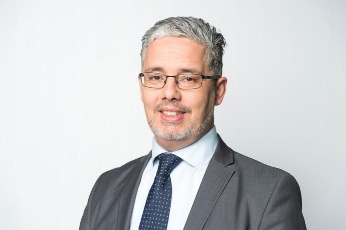 Tweede Kamerlid Mustafa Amhaouch (CDA).