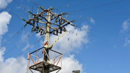 Groot deel Gentse binnenstad zit uurtje zonder stroom