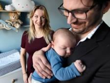 PvdD-Kamerlid Femke voedt haar kind ook in de Kamer: 'Borstvoeding geven mag in openbaar'