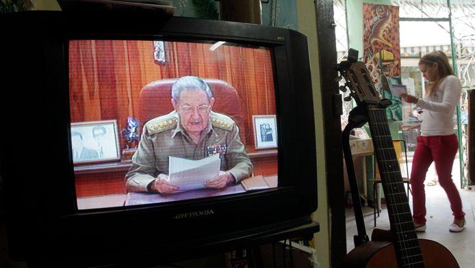 Raul Castro a confirmé au cours d'une allocution télévisée le réchauffement des relations diplomatiques. Il a tenu à saluer Barack Obama tout en insistant sur les efforts à consentir de chaque côté.