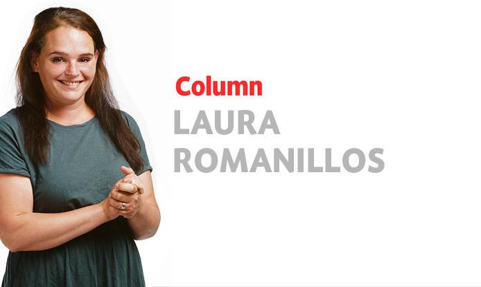 Verbeterde column Laura Romanillos