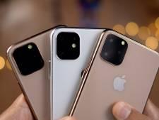 'Nieuwe telefoons Apple krijgen de naam iPhone Pro'