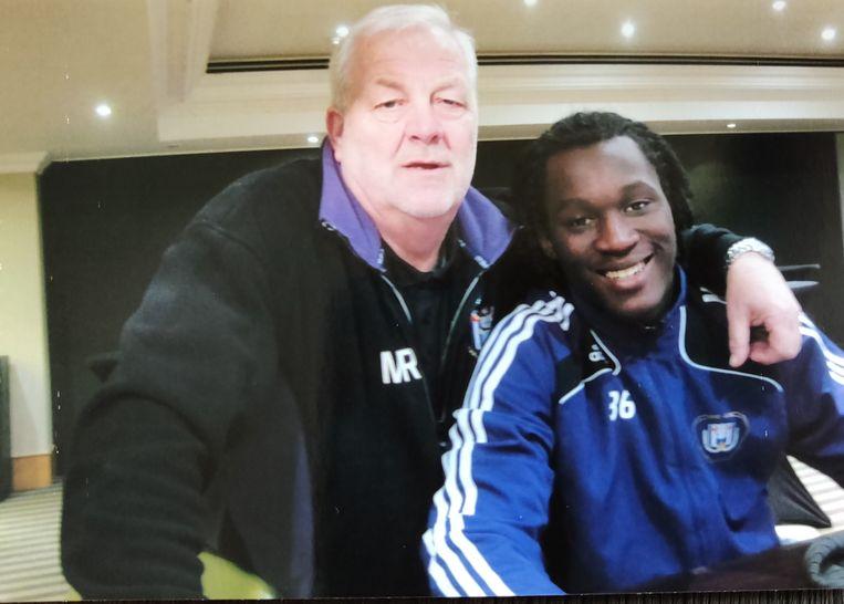 Mike begreep zijn voetbalwonderen - zoals een Lukaku - als een vaderfiguur.