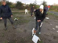 Mirjam van Leeuwen traint hond maar ook het baasje