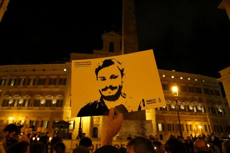 Archiefbeeld van een wake in Rome