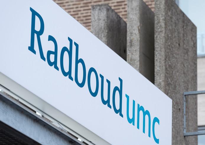 Het Radboudumc.