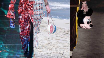 10 x de gekste handtassen gespot op de fashion weeks