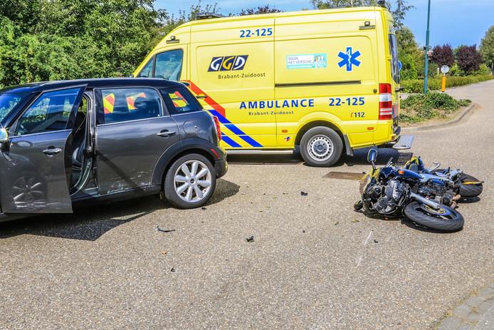 Ongeluk in Helmond
