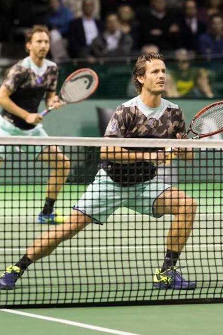 Koolhof en Middelkoop onderuit in eerste ronde Roland Garros