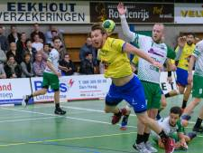 Handbalbroers Schoenaker worden herenigd