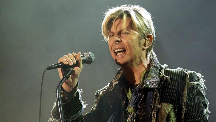De as van David Bowie wordt op Bali uitgestrooid.