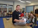 Vormingsdocent Thijs van Wijk: 'We voeren soms diepgaande gesprekken'