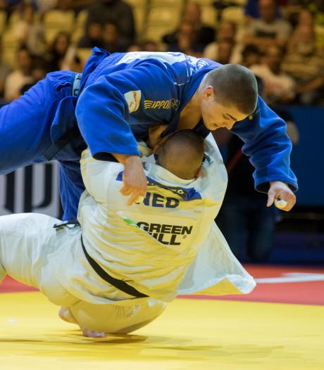 Judoka Roy Meyer uit Breda keert met brons terug uit Boedapest