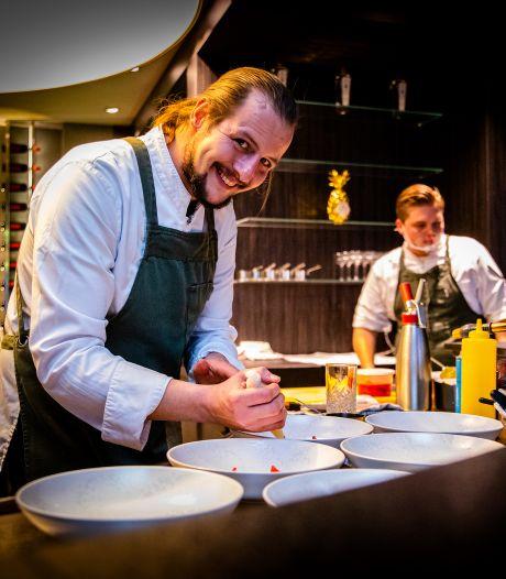 (Bijna-) sterrenchef opent pop-up-restaurant in Skybar Van der Valk: 'Onderaan de streep is het beknibbelen'