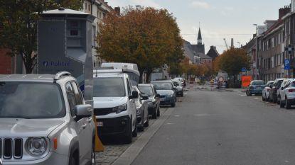 Superflitspaal Sammeke staat per ongeluk in doodlopende straat