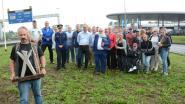 Ereburgemeester Antoine Denert wil vier meter hoog monument plaatsen langs E17 om alle verkeersslachtoffers te herdenken