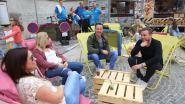 Liejef Plage: mojito's slurpen en beachvolleybal kijken