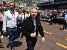FIA-baas Todt al verzekerd van derde termijn