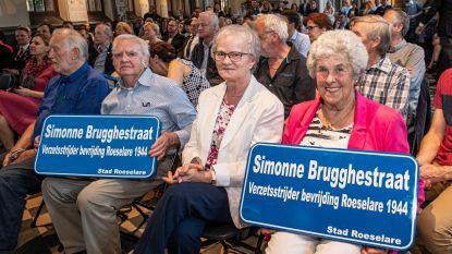75 jaar na datum: straatnaam als erkenning voor generaal Maczek en Simonne Brugghe