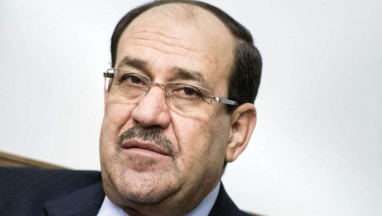 Premier Nuri al-Maliki van Irak Beeld anp