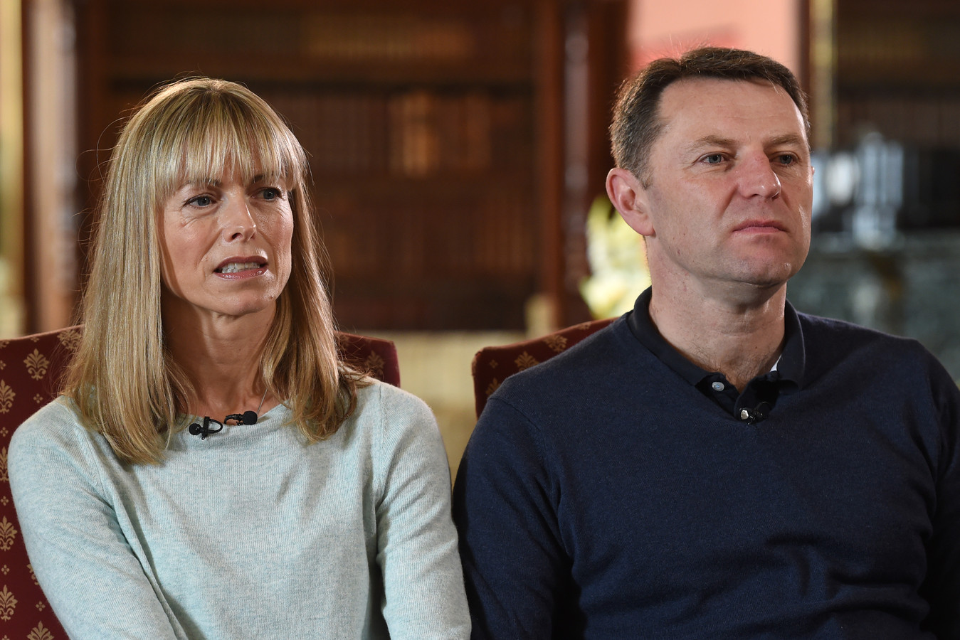 Kate en Gerry McCann