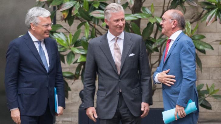Les informateurs Reynders et Vande Lanotte attendus pour un nouveau rapport au Roi