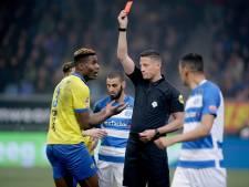 Cambuur niet akkoord met schorsing Mbende na rode kaart tegen De Graafschap