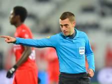 Clément Turpin arbiter bij kraker Ajax-Valencia