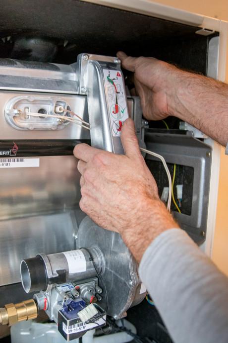 Verwarmingsbedrijf Feenstra waarschuwt voor nepmonteurs