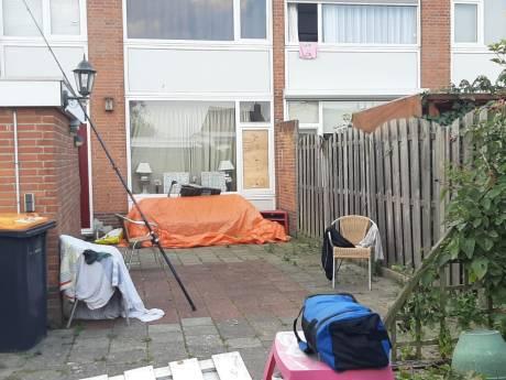De schrik zit er bij omwonenden goed in na de explosie in de Moggestraat, en ook Zeeuwland is er klaar mee