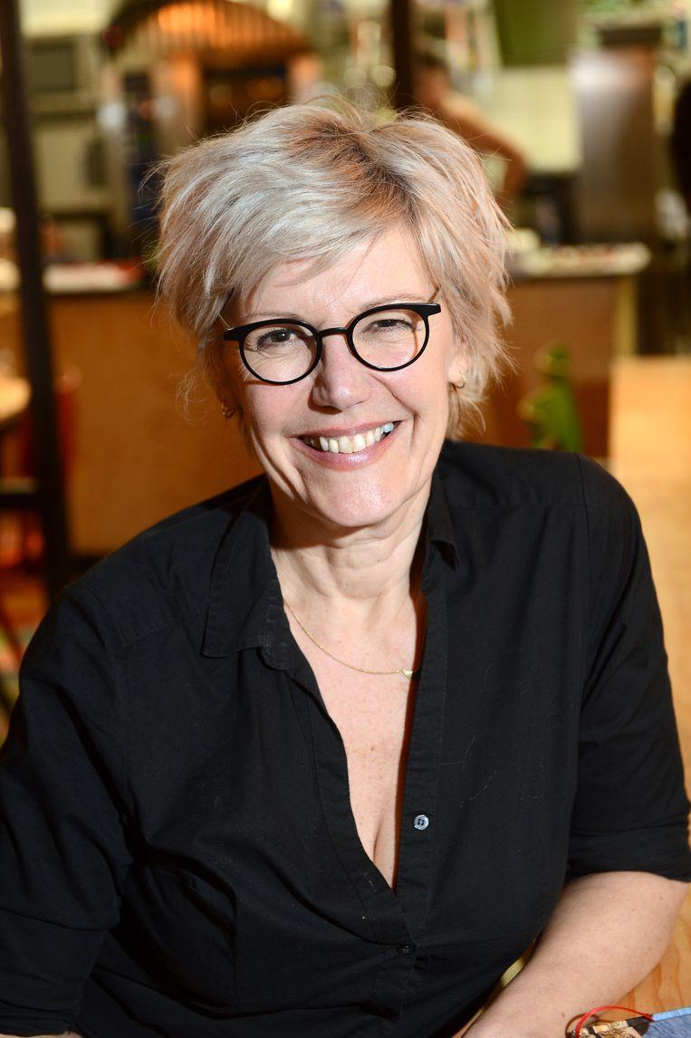 Tv-gezicht Annick Ruyts.