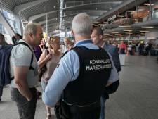 Marechaussee bereidt acties voor op Eindhoven Airport