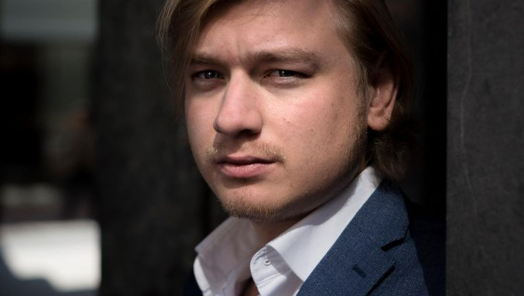 Christiaan Triebert: 'Wie kritiek heeft, moet ons ook vooral laten zien hoe het beter kan' Beeld Rink Hof