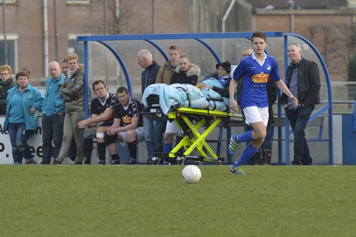 Arjan Groenendijk kreeg vlak voor zijn overleden een afscheidswedstrijd aangeboden.