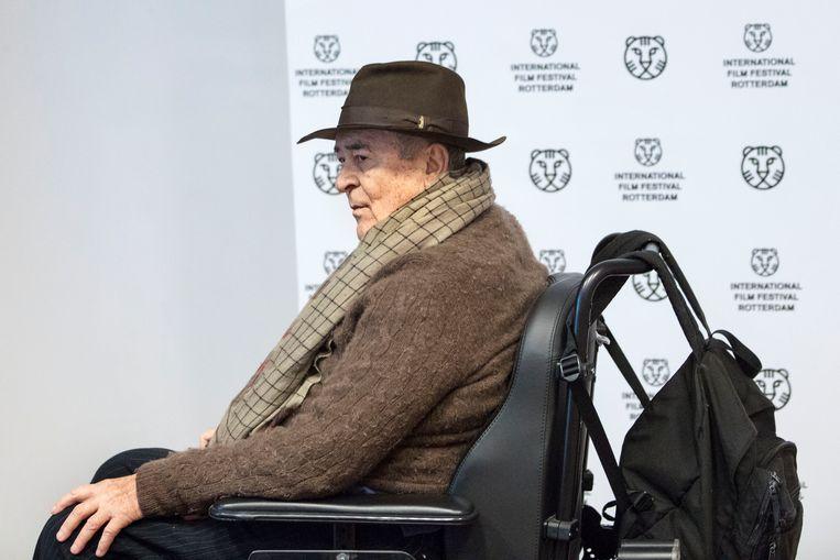 Bernardo Bertolucci in 2013. Beeld Arie Kievit