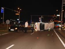 Agent krijgt 80 uur taakstraf voor veroorzaken ongeluk in Den Bosch