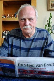 Doek valt voor De Stem van Dordt en De Merwestreek: 'Heftig, deze krant is een begrip'