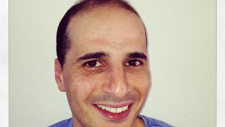 Said Bouharrou is vice-voorzitter van de Marokkaanse Raad van Moskeeën. Beeld .